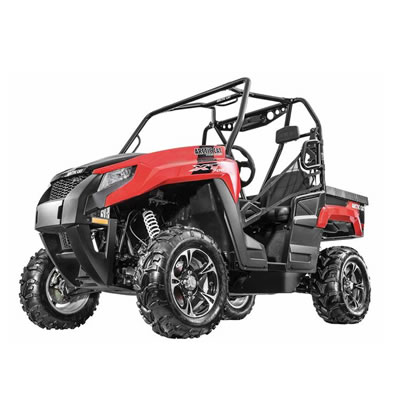 Picture of ATV.