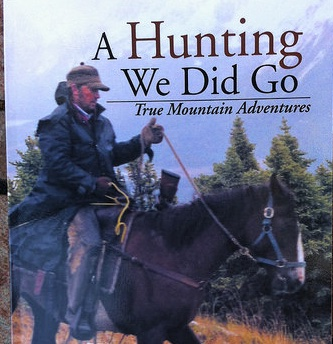 Cover of the A Hunting We Did Go book.