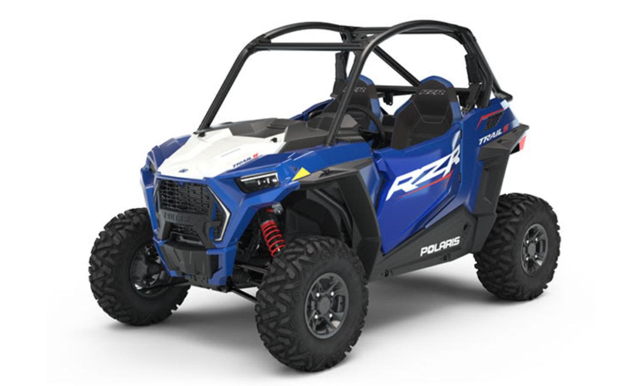 Blue Polaris RZR Trail S 1000 Premium