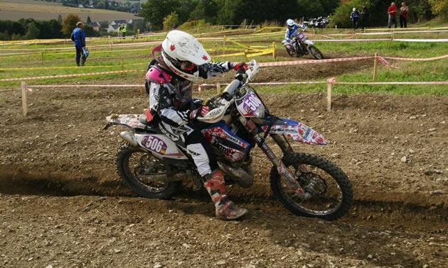 Tm Dirt Bikes >> Catching up with Victoria Hett | RidersWest