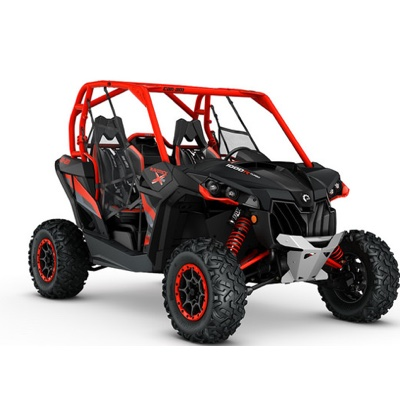 2016 Can Am Maverick X rs Turbo.