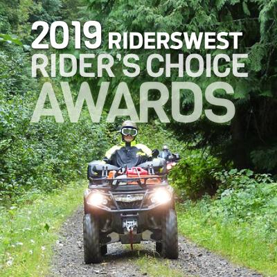 2019 RW riders choice awards