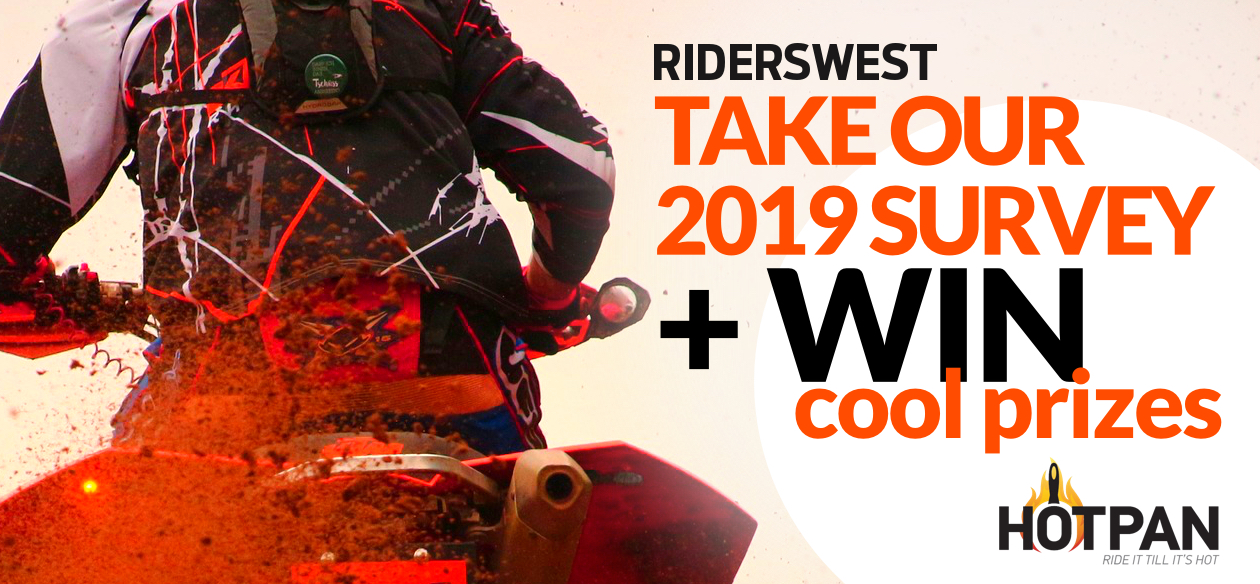 Enter our 11th Annual ATV Rider's Choice Awards and win a Hot Pan