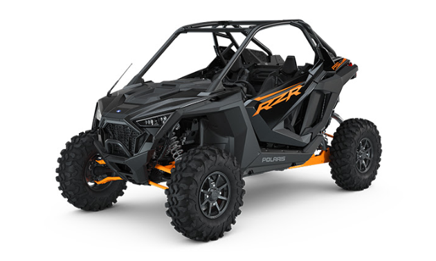2021 RZR PRO XP  Upgraded performance and technology includes RIDE COMMAND with 7
