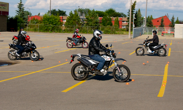 Proper training is the key to successful and enjoyable motorcycling experiences.