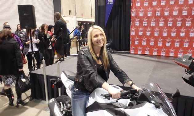 Calgary Motorcycle Show Highlights Riderswest