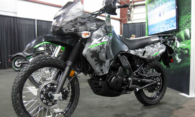 Defining The Adventure Motorcycle At 2016 Vancouver