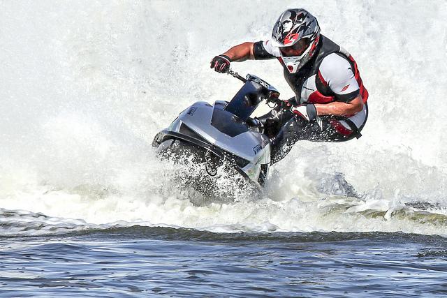 Watercross: Making a Splash on the Prairies | RidersWest