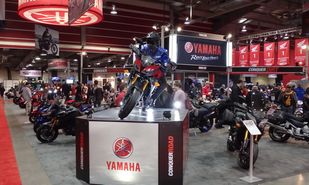highlights from the 2015 calgary motorcycle show | riderswest