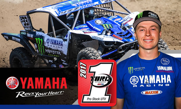 Competing again in The Off-Road Championship (TORC) Pro Stock UTV class is decorated series race veteran and defending champion, CJ Greaves.