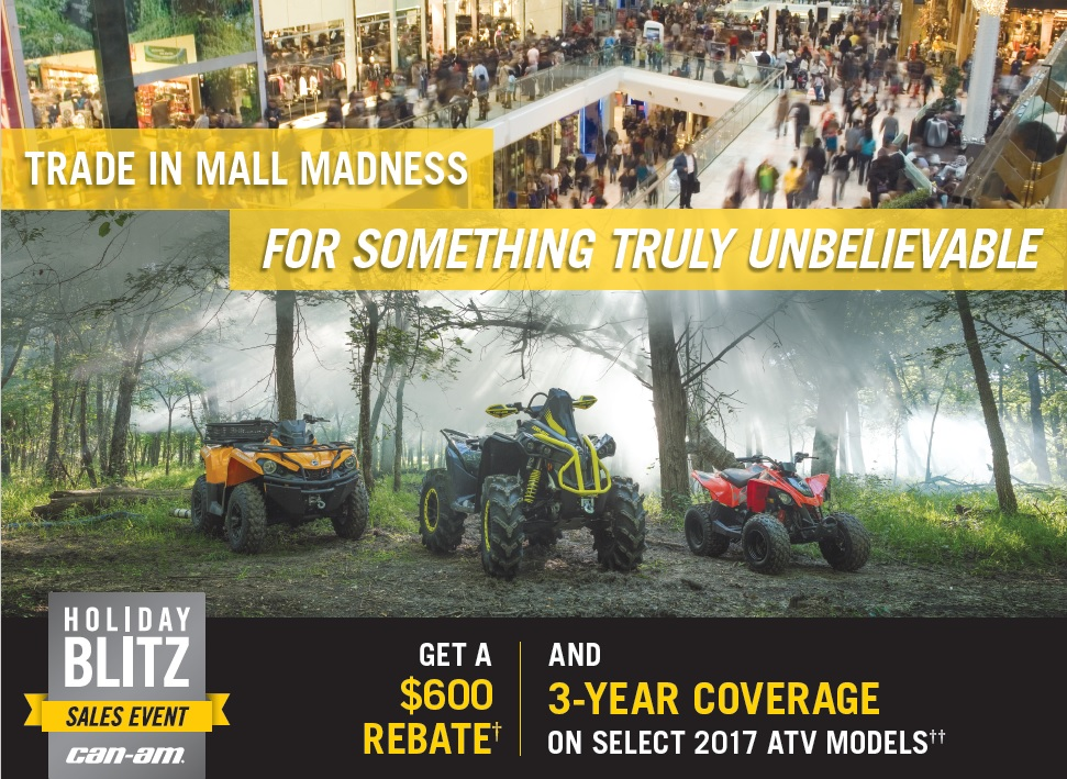 Can-Am Holiday ad