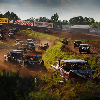 ERX Motor Park in Elk River.