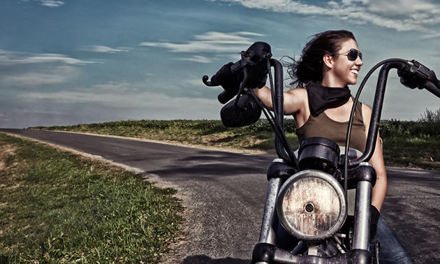 FEARLESS is a motorcycle photography exhibit and silent auction in support of Diabetes Canada.