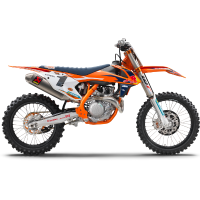 KTM 450 SX-F FACTORY EDITION MY 2017