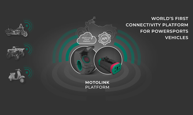 MotoLink LLC is a wireless connectivity technology provider for the powersports industry.