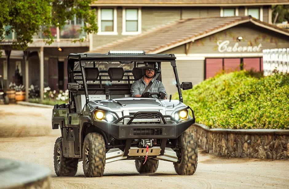 Mule FXR vehicle