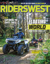 RidersWest Cover
