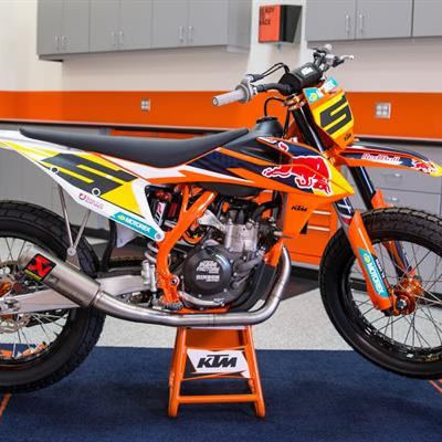 KTM Factory Racing Flattrack PR.