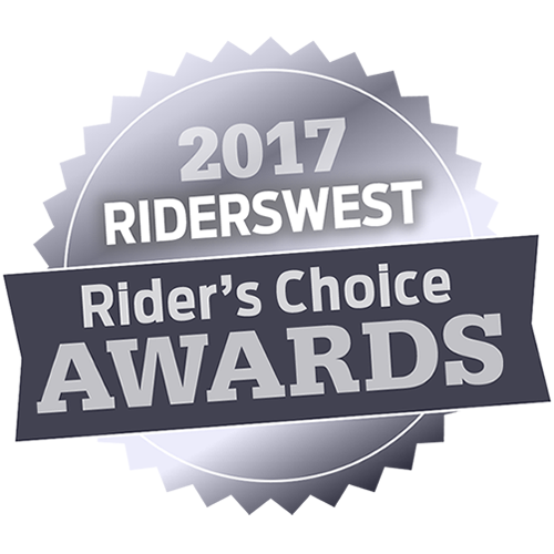 2017 Rider's Choice Awards