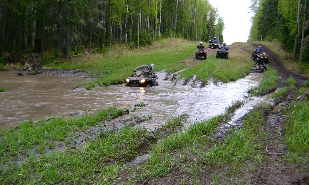 Putting Atving On The Map In Whitecourt Alberta Riderswest