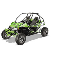 Arctic Cat's Wildcat ATV