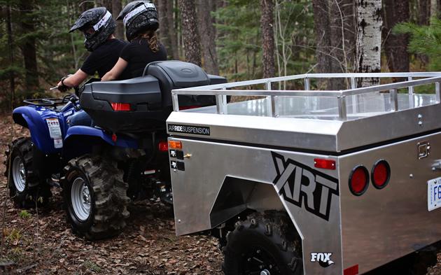 Black Gear Products Xrt Trailer Riderswest