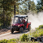 Arctic Cat 2017 Prowler 500 action shot