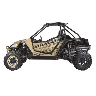 The 2016 Arctic Cat Wildcat X special edition.