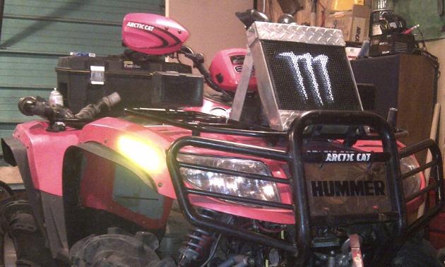 Regina's Wicked Motor Sports Mud Bog   RidersWest