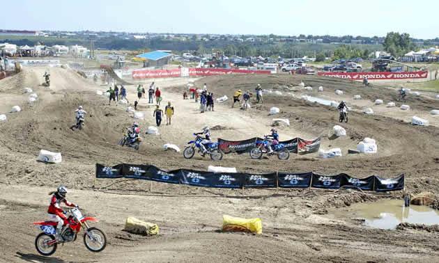 Dirt Biking In Calgary Alberta Riderswest