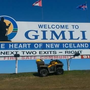 Quadders always have a great time in Gimli.