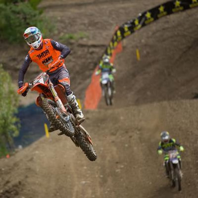 Cole Thompson.