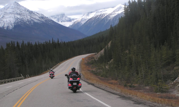 Where To Ride Golden Triangle Motorcycle Loop Riderswest