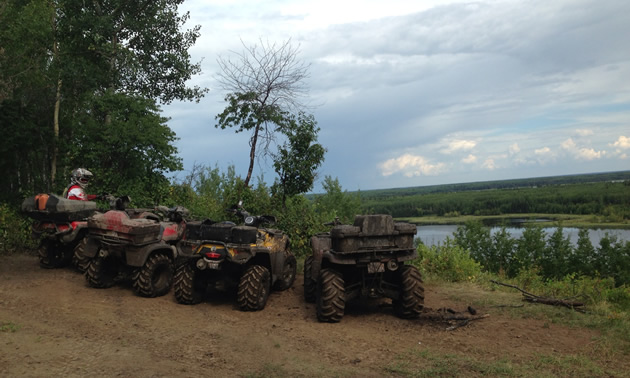 hot shots ATV photo contest