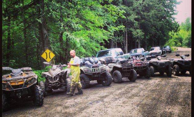 ATV in Chilliwack