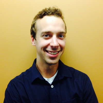 Joel Basaraba, new Marketing Coordinator at Yamaha Canada.