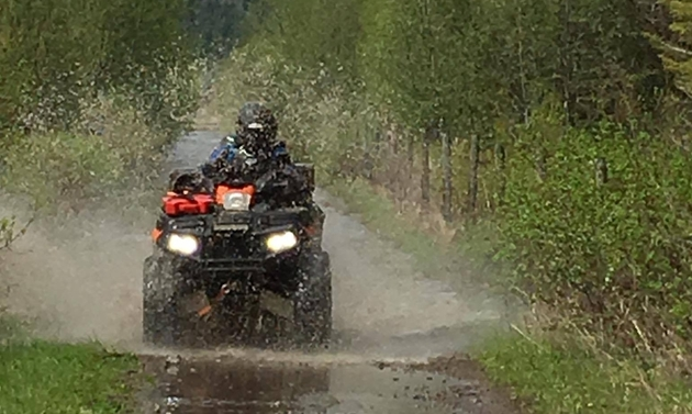 ATVINg in BC