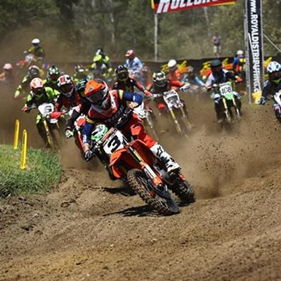 Season opener of the CMRC Canadian Motocross National at the Whispering Pines raceway in Kamloops, B.C.