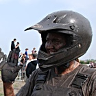 People at the ATV races