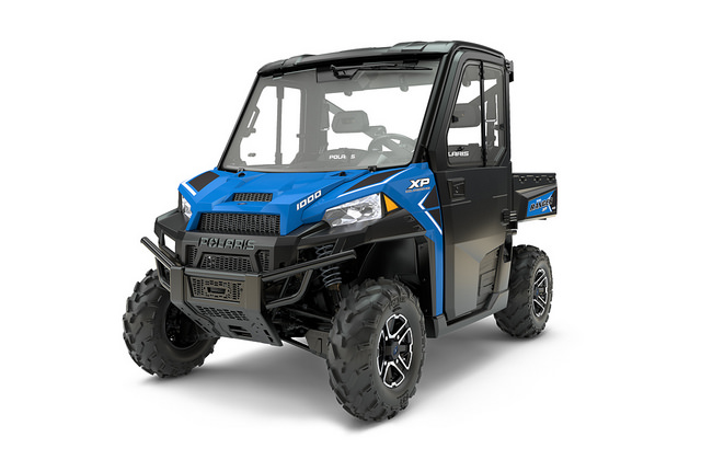Polaris 2017 Ranger XP 1000 static shot