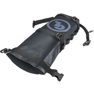 Giant Loop Possibles Pouch storage solution for ATVers, UTVs and motorcycles.