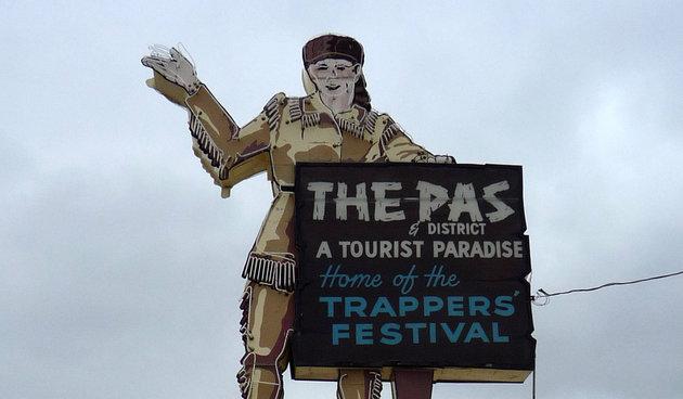 The Pas Manitoba