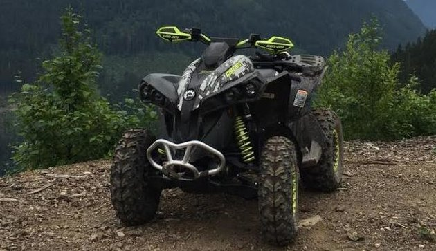 Chilliwack, B.C., has tons of great places to go quadding.