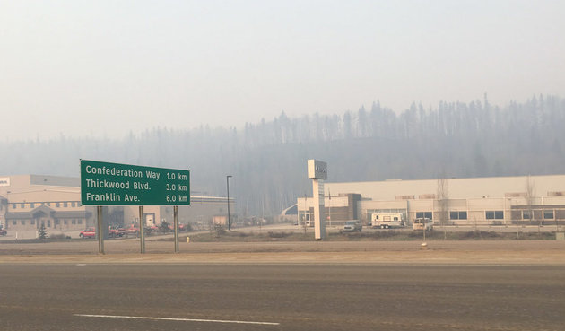 Fort MacMurray is on its way to recovery.
