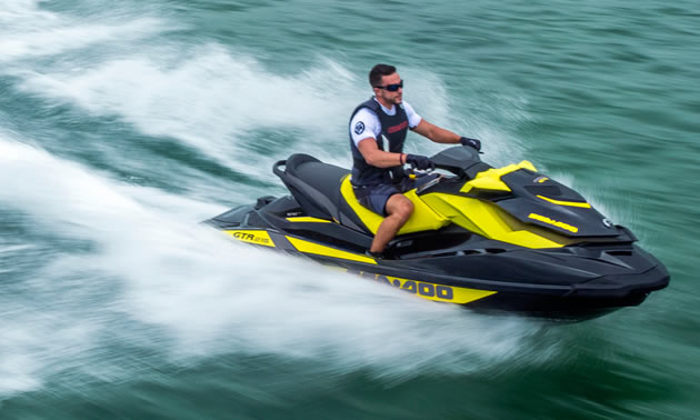 Picture of Sea-Doo.