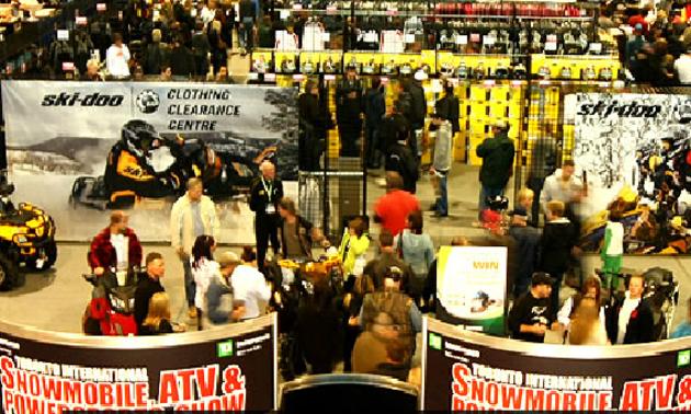 Toronto International Snowmobile, ATV & Powersports Show